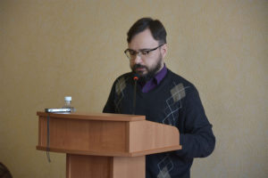 Доклад А. Ю. Бунина